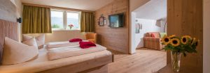 Hotel Keindl Oberaudorf Suite
